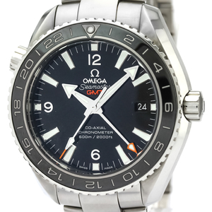 Omega Seamaster Automatic Stainless Steel Men's Sports Watch 232.30.44.22.01.001
