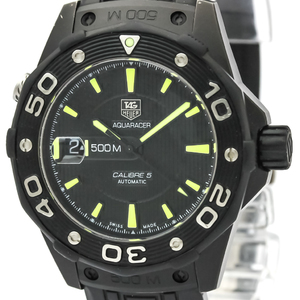 Tag Heuer Aquaracer Automatic Men's Sports Watch WAJ2180
