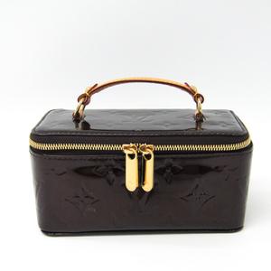 ルイ・ヴィトン(Louis Vuitton) モノグラムヴェルニ ジュエルケース M91272 ジュエリーケース アマラント モノグラムヴェルニ