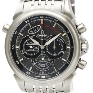 OMEGA De Ville Chronoscope Steel Watch 422.10.44.51.06.001