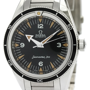 Omega Seamaster Automatic Stainless Steel Men's Sports Watch 234.10.39.20.01.001