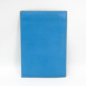ヴァレクストラ(Valextra) タブレット スリーブケース ブルー
