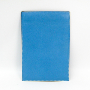 Valextra Tablet Sleeve Blue