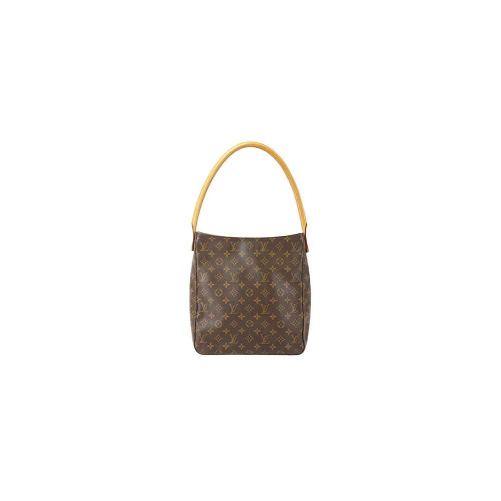 f86aa87f14b7 Auth Louis Vuitton Shoulder Bag Monogram Looping GM M51145