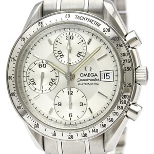 【OMEGA】オメガ スピードマスター トリプルカレンダー ステンレススチール 自動巻き メンズ 時計 3523.30