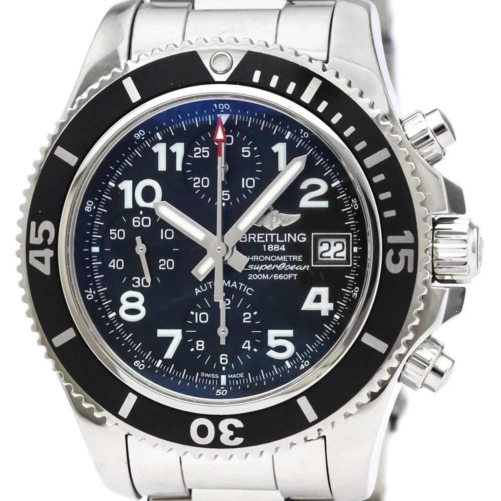 Breitling Superocean Automatic Men's Sports Watch A13311
