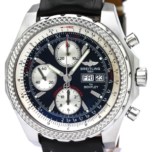Breitling Bentley Automatic Stainless Steel Men's Sports Watch A13363