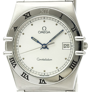 オメガ(Omega) コンステレーション クォーツ ステンレススチール(SS) メンズ ドレスウォッチ 396.1070