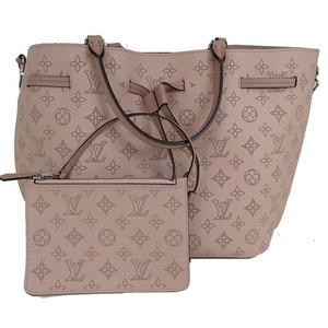 Auth Louis Vuitton Shoulder Bag Mahina Jiroratta M54401