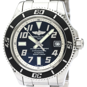 BREITLING SuperOcean 42 Steel Automatic Mens Watch A17364