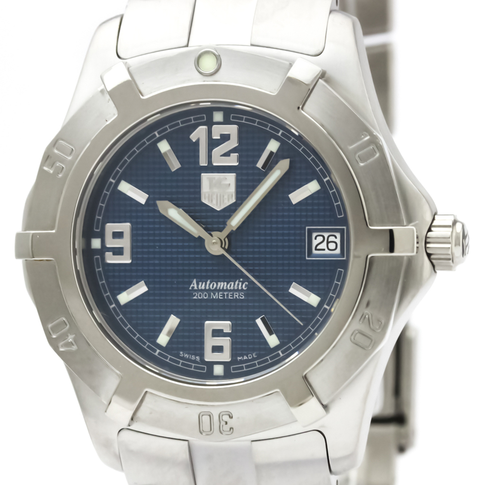 Tag Heuer 2000 Series Automatic Stainless Steel Men's Sports Watch WN2112