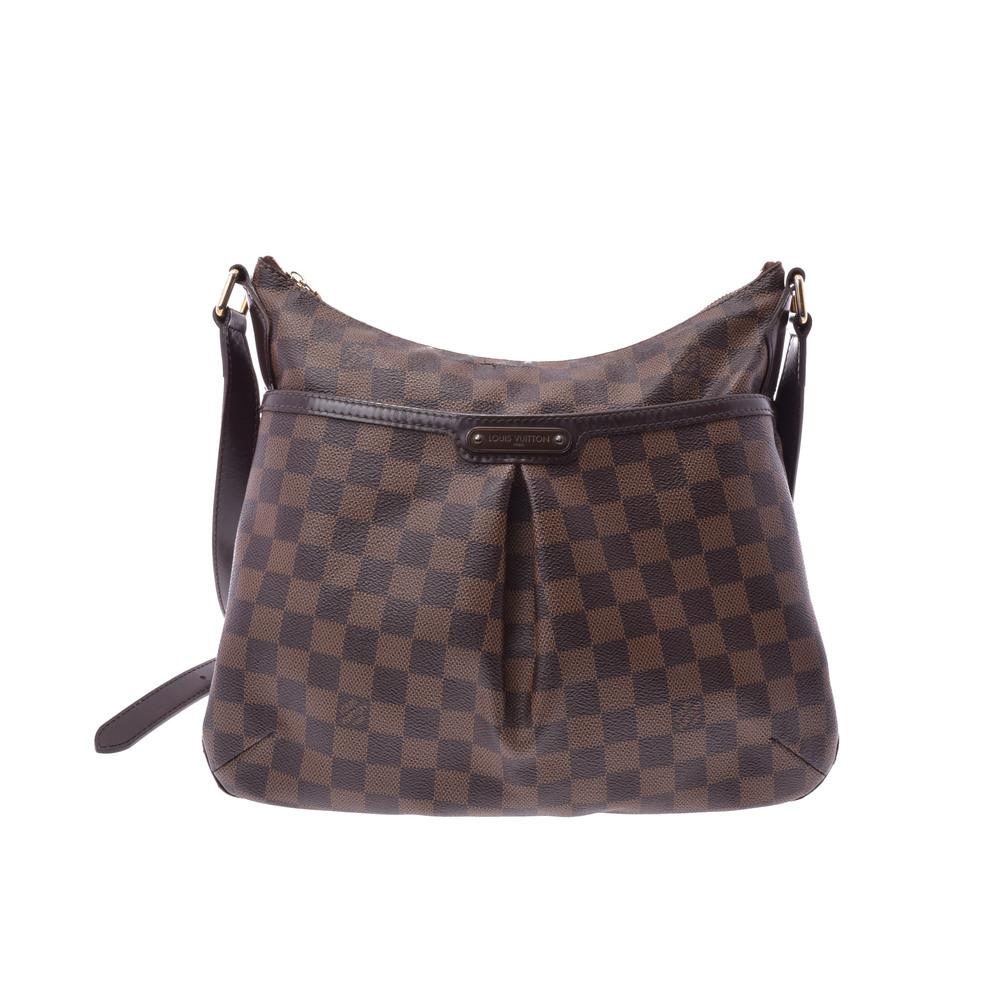Used Louis Vuitton Damier Bloomsbury Pm N42251 Women s ◇ c2c9240ab