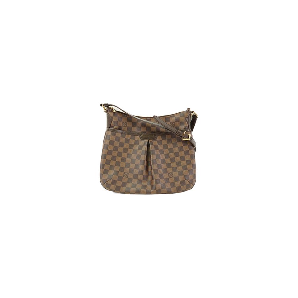 Auth Louis Vuitton Shoulder Bag Damier Bloomsbury PM N42250 Ebene Women s 4630e3940