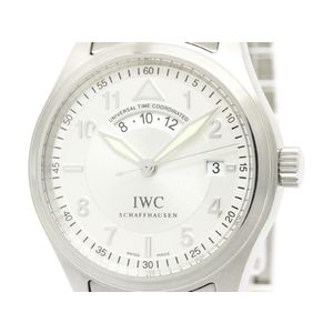 IWC Flieger UTC Spitfire Steel Automatic Mens Watch IW325108