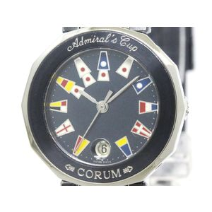CORUM Corum admirals cup quartz ladies watch 39.610.30