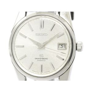 Vintage GRAND SEIKO 2'nd Steel hand-Winding Mens Watch 5722-9990
