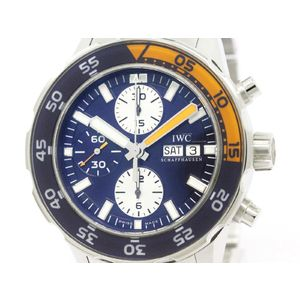 IWC Aqua Timer Chronograph Automatic Watch IW371908 IW376703
