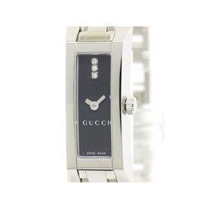 GUCCI グッチ Gリンク 110 3P ダイヤモンド ステンレススチール クォーツ レディース 時計