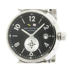 LOUIS VUITTON Louis Vuitton Tambour Louis Vuitton Cup Rubber Automatic Mens Watch Q113T
