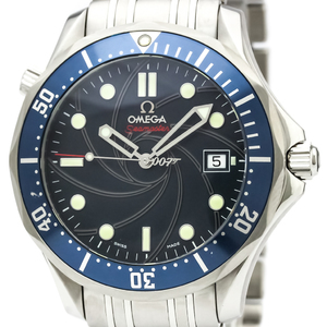 Omega Seamaster Automatic Stainless Steel Men's Sports Watch 2226.80
