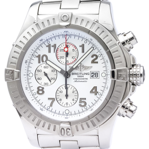 Breitling Avenger Automatic Stainless Steel Men's Sports Watch A13370