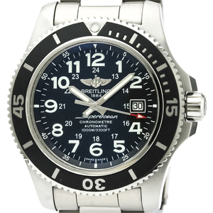 Breitling Superocean Automatic Stainless Steel Men's Sports Watch A17392
