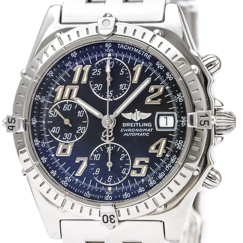 BREITLING Chronomat Steel Automatic Mens Watch A13050.1