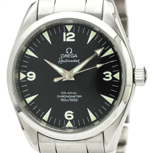 OMEGA Seamaster Railmaster Co-axial Automatic Watch 2503.52
