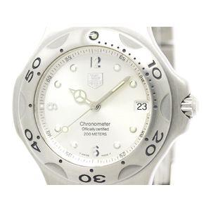 TAG HEUER タグホイヤー キリウム ステンレススチール 自動巻き メンズ 時計
