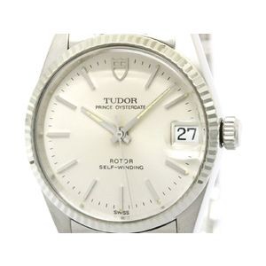 TUDOR Prince Oyster Date Steel Automatic Mens Watch 72034