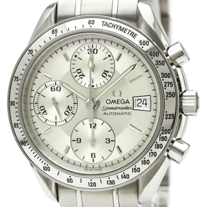 OMEGA Speedmaster Date Steel Automatic Mens Watch 3513.30