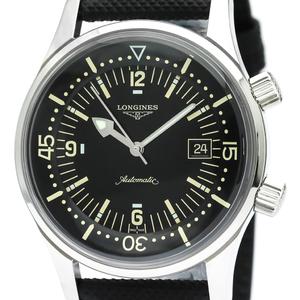 LONGINES Lgend Diver Steel Automatic Mens Watch L3.674.4