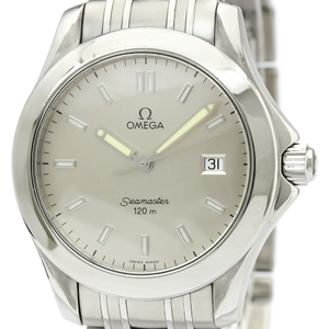 OMEGA Seamaster 120M Steel Quartz Mens Watch