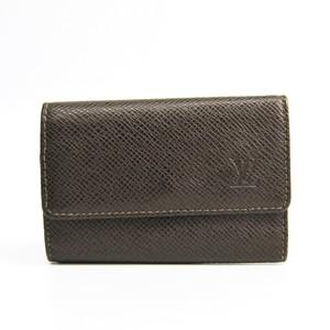 ルイ・ヴィトン(Louis Vuitton) タイガ M30538 ミュルティクレ6 メンズ タイガ キーケース グリズリ