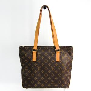 07147fbbbc28 Louis Vuitton Monogram Cabas Piano M51148 Tote Bag Monogram