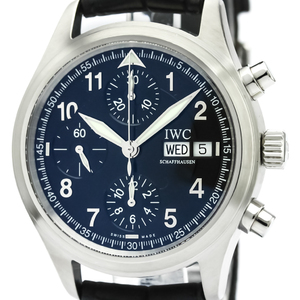 IWC Spitfire Automatic Stainless Steel Men's Sports Watch IW370613