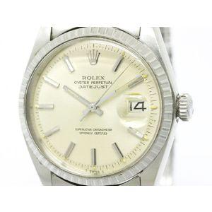 ROLEX ロレックス デイトジャスト 1603 ステンレススチール 自動巻き メンズ 時計