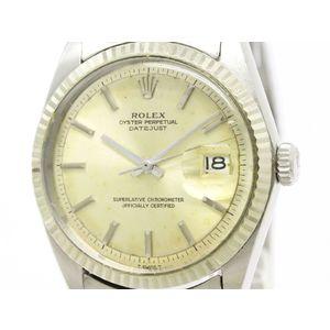 ロレックス(Rolex) ROLEX ロレックス デイトジャスト 1601 自動巻き メンズ 時計 1601