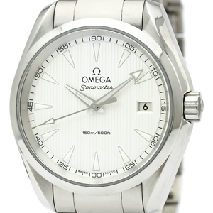 Omega Seamaster Quartz Stainless Steel Men's Sports Watch 231.10.39.60.02.001