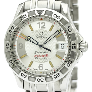 OMEGA Seamaster Omegamatic Steel Auto Quartz Watch 2514.30