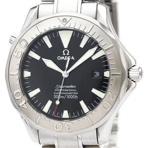 Omega Seamaster Automatic Stainless Steel,White Gold (18K) Men's Sports Watch 2230.50