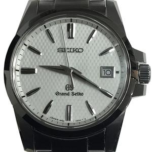 セイコー(Seiko) グランドセイコー SBGX053 9F62-0AA1 クォーツ ステンレススチール(SS) 腕時計