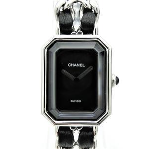 シャネル(Chanel) プルミエール クォーツ ステンレススチール(SS) レディース ドレスウォッチ H0451