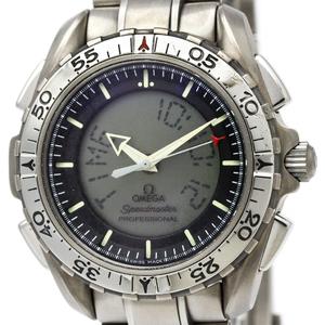 OMEGA Speedmaster X-33 Titanium Quartz Mens Watch 3290.50