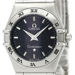 OMEGA Constellation Steel Quartz Ladies Watch 1572.40