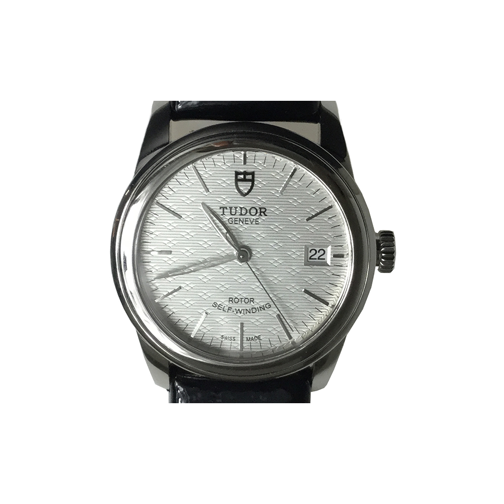Tudor Automatic Stainless Steel Men's Watch グラマーディト