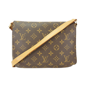 Auth Louis Vuitton Shoulder Bag Monogram Musset Tango M51388