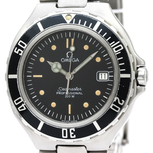 OMEGA Seamaster Professional 200M Quartz Mens Watch 396.1052