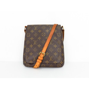 Louis Vuitton Monogram M51387 Women's Shoulder Bag Monogram