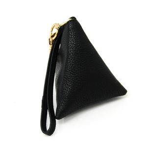 See By Chloé BERLINGOT 9P7769-P305 Women's Leather Pouch Black